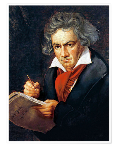 VON BEETHOVEN Ludwig
