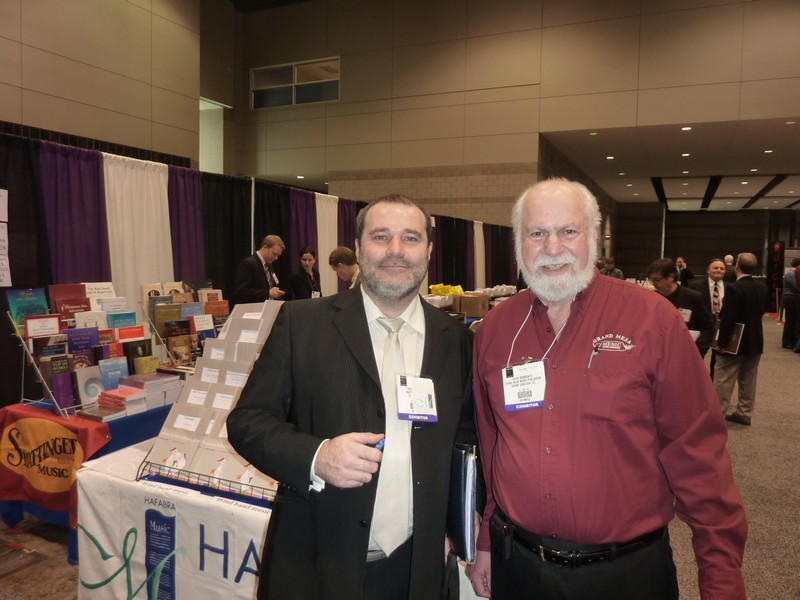 David Bobrowitz and Louis Martinus at The Midwest from Chicago in 2012