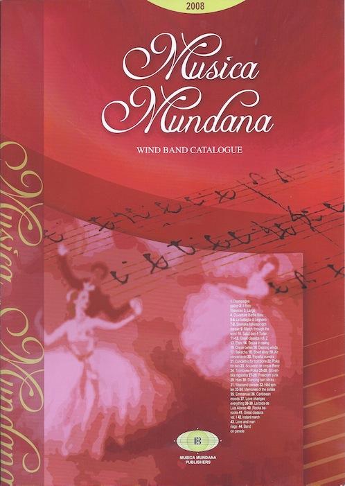 Musica Mundana 2008