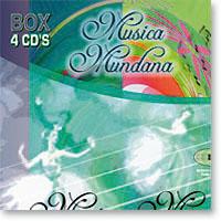 Musica Mundana 4 CDs Box
