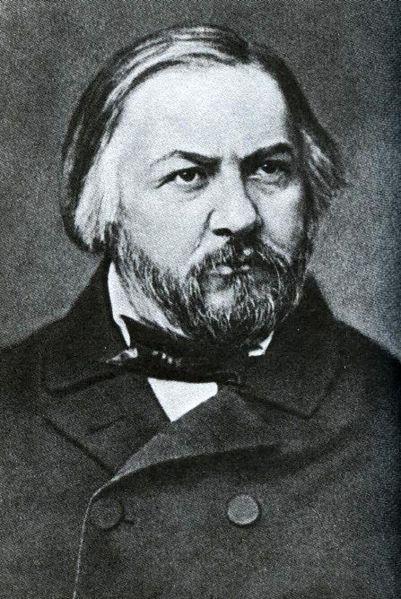 GLINKA Mikhail Ivanovich